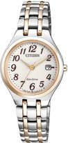 Citizen EW2486-87A Two Tone Watch