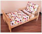 Bacati Baby & Me 4 pc Toddler Bedding Set