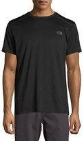 The North Face Kilowatt Short-Sleeve Crewneck Active T-Shirt, Black