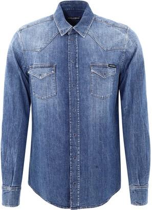 Dolce & Gabbana Western Shirt