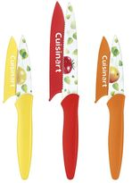 Cuisinart Advantage 6-pc. Printed Fruit Knife Set