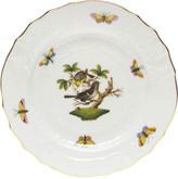 Herend Rothschild Bird Bread & Butter Plate #1