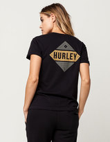 Hurley Yield Womens Tee