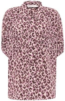 Zimmermann Super Eight silk blouse