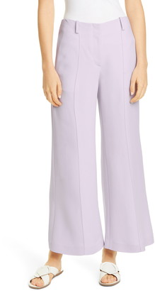 Rosetta Getty Cady Crop Flare Pants