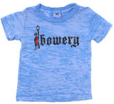 Blue & Cream Blue&Cream Private Label Redman Logo TODDLER Tee in Blue