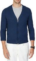 Nautica Pima Cotton-Blend Layering Cardigan