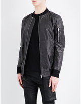 Rick Owens Drkshdw Giacca Cotton Bomber Jacket