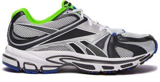 Vetements x reebok spike 200 sneakers green