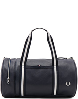 Fred Perry Scotch Grain Barrel Bag