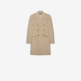 Balenciaga Steroid Double Breasted Coat