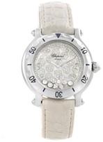 Chopard Happy Sport 278949-3001 Snowflake Floating Diamond Watch