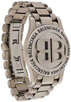 Balenciaga BB time bracelet