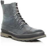Sorel Madson Wingtip Boots