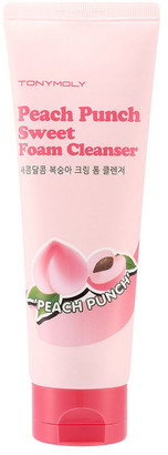 Tony Moly Tonymoly Peach Punch Sweet Foam Cleanser 150Ml
