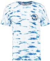 Quiksilver Mellow Out Print Tshirt White