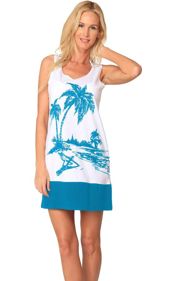 53406457267 Casual Turquoise Summer Dresses - ShopStyle Canada