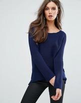 Sisley Chunky Rib Sweater