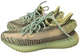 adidas Yeezy X Boost 350 V2 Green Cloth Trainers