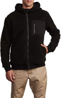 RVCA Knoll Fleece Zip Hoodie