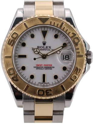 Rolex Yacht-Master White gold and steel Watches