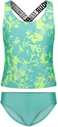 Under Armour Girls' UA Azalea Tankini Swimsuit