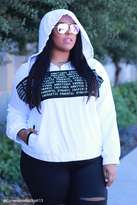 Forever 21 FOREVER 21+ Plus Size Dynamic Pullover