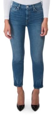 Hudson Barbara Straight-Leg Ankle High-Rise Jeans