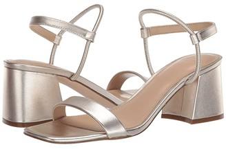 Marc Fisher Nabela (Black Leather) Women's Shoes