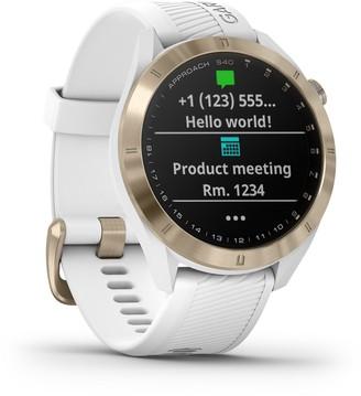 Garmin Approach S40 GPS Golf Smartwatch