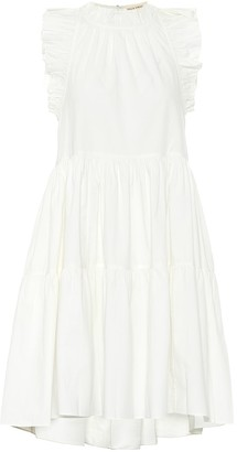 Ulla Johnson Tamsin cotton-poplin dress