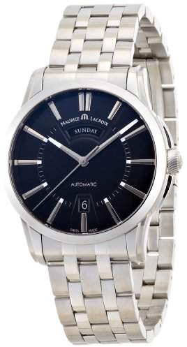 Maurice Lacroix Men's PT6158-SS00233E Pontos Pontos Dial Automatic Watch