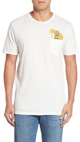Rip Curl Men's Cocoa Graphic Pocket T-Shirt