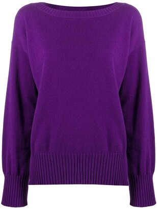 P.A.R.O.S.H. Long-Sleeved Cashmere Jumper