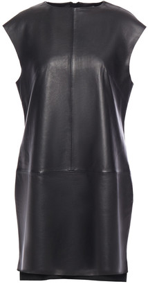 Muu Baa Muubaa Roca Leather Mini Dress