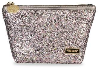 Stephanie Johnson Small Hollywood Laura Trapezoid Zip Pouch