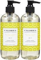 Caldrea Hand Soap - Sea Salt Neroli - 10.8 oz - 2 pk