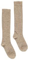 Louise Misha Fluffy Baby Alpaca Wool & Mohair Socks - Teen & Women's Collection