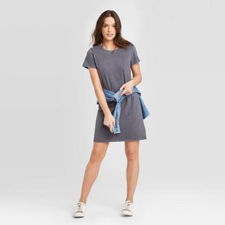Universal Thread Women's Short Sleeve T-Shirt Dress - Universal ThreadTM