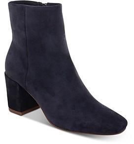 Splendid Women's Heather 2 Block Heel Booties