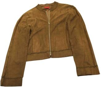 Kenzo Camel Denim - Jeans Jacket for Women Vintage