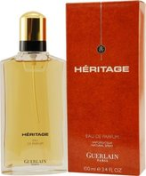 Guerlain HERITAGE by for MEN: EAU DE PARFUM SPRAY 3.4 OZ
