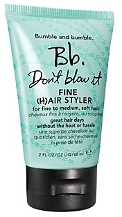 Bumble and Bumble Bb. Don't Blow It Hair Styler