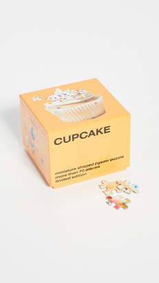 Areaware Gift Boutique Cupcake Little Puzzle Thing