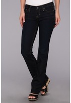 Big Star Hazel Mid Rise Bootcut Jean in Olympic Dark