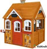 Kid Kraft Stoney Creek Wooden Outdoor Playhouse