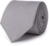 Reiss Bistel Fleck-Detail Silk Tie