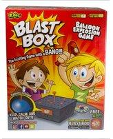 Mega Bleu Blast Box Game