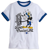 Disney Mickey Mouse Ringer Tee for Kids Cruise Line