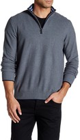 Tailorbyrd Peigan Quarter Zip Sweater